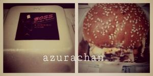 Burger boss...