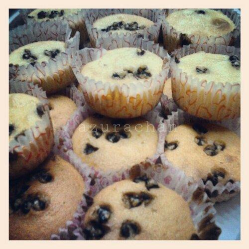 Temptation #38: Blueberry Muffins (2/2)