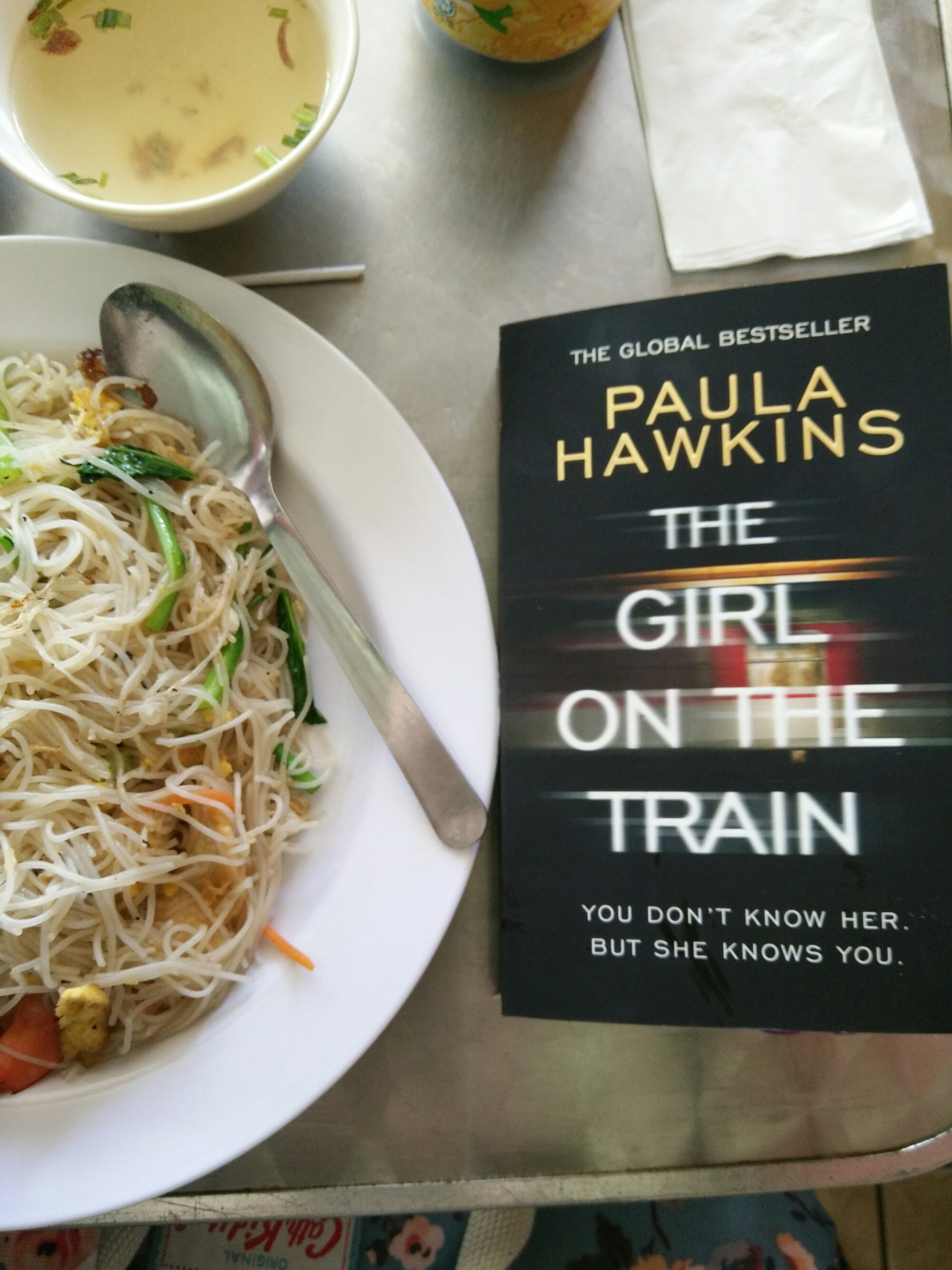 And After Reading Helen… In One Sitting, I Was Itchy To Grab This New Book  Bought At Popular Book Fair Two Weeks Ago